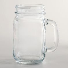 Country Jar Glasses, Set of 2 | World Market