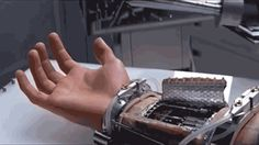 Science Has Built Luke Skywalker's Robotic Hand, Touch and All
