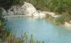 L'Italia e le terme - Vacanze all'insegna di relax e benessere --> Bagno Vignoni - Parco dei Mulini --> http://www.allyoucanitaly.it/blog/Italia-e-le-terme-vacanze-all-insegna-di-relax-e-benessere
