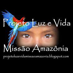 """Projeto Luz e Vida: Missão Amazônia: Missio Dei: Uma Teologia de Missão para o Século XXI """"Assim como o Pai me enviou, também Eu vos envio a vós"""" João 20.21 (Base bíblica sobre a qual se fez a primeira abordagem sobre Missio Dei)"""