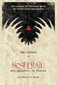 Nosferatu's posters (1922/1979) http://contemporarydreamsandnightmares.blogspot.it/2016/03/nosferatus-posters-19221979.html #art #posterart #posters #horror #horrormovies #movieposters