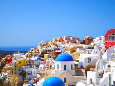 Voyage: 5 jours sur l'île de Santorin, Cyclades