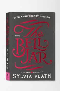 The Bell Jar By Sylvia Plath - Urban Outfitters on Wanelo