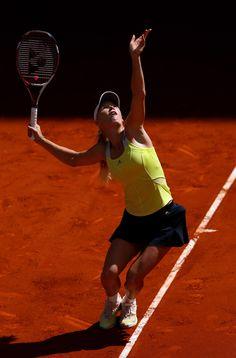 Caroline Wozniacki  #Madrid #MutuaOpen