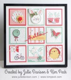 Easter - Homemade Cards, Rubber Stamp Art, & Paper Crafts - Splitcoaststampers.com