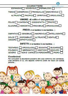 Elementary Teacher, Elementary Education, Primary School, Italian Language, Spanish Language, Kids Book Club, Visual Dictionary, Text Types, Learning Italian