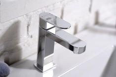 GLAM stojánková umyvadlová baterie nízká, bez výpusti, chrom : SAPHO E-shop Water Faucet, Sink, Faucets, Design, Home Decor, Products, Sink Tops, Taps, Vessel Sink