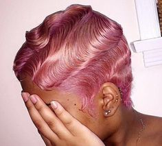 hair styles for with big foreheads best 25 finger waves hair ideas on 4392