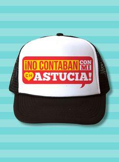 El Chapulín Trucker Hat - No contaban con mi astucia 58a82114932