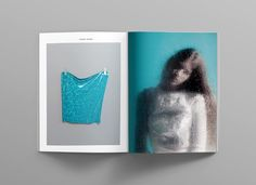 One of our first projects we love: Soma for Catalogue Magazine. Photo and Direction @jimenanahon #mermaid #catalogue #magazine #photo #cgi #fashion #turquoise