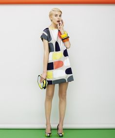 Marimekko´s Spring 2013 totally 70 s Mode Style, Spring Outfits, Editorial Fashion, Fashion Models, Fashion Trends, Beautiful Dresses, Spring Fashion, What To Wear, Fashion Photography