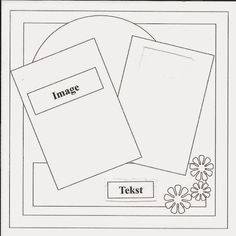 Margreet's scrapcards: DT kaart Cheerful Sketches #18