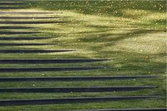 Above: Created by landscape architect Edmund Hollander to showcase magnificent specimen trees and s Stairs Architecture, Landscape Architecture Design, Landscape Architects, Ancient Architecture, Sustainable Architecture, Modern Architecture, Contemporary Landscape, Urban Landscape, Design Jardin