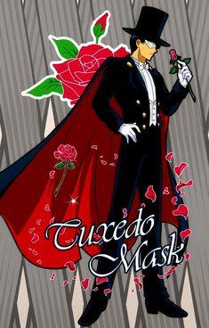 Tuxedo Mask, Sailor Moon Wallpaper, Sailor Moon Usagi, Chiba, Sailor Moon Crystal, Sailor Scouts, Disney Characters, Fictional Characters, Fan Art