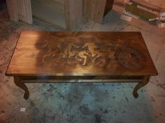 Embedded Designs Coffee Table