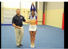 In order to strengthen your body to execute killer jumps, you need to be in shape. Learn several exercises that will take your jumps to the next level. Cheerleading Workouts, School Cheerleading, Cheer Workouts, Volleyball Drills, Volleyball Quotes, Volleyball Gifts, Cheer Jumps, Cheer Stunts, Cheer Coaches