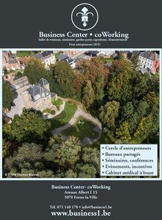 Business1 - bureaux partagés pour entrepreneurs H/F