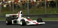 1973 Graham Hill, Embassy Racing Team, Shadow DN1 Ford