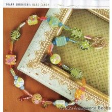 Grace Lampwork Beads // LC-Hard Candy Beaded Necklace