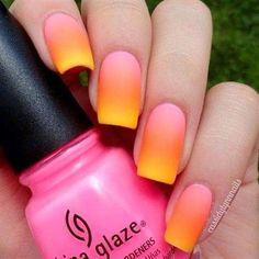 #china #glaze #pink #orange