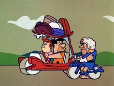 The Flintstones Mother-In-Law's Visit Classic Cartoon Characters, Cartoon Tv Shows, Favorite Cartoon Character, Classic Cartoons, Good Cartoons, Looney Tunes Cartoons, Famous Cartoons, Flintstone Cartoon, Fred Flintstone