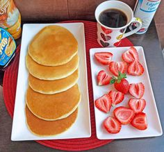 Happy early #valentinesday #pancakes #food #foodporn #yummy #yum #delicious #coffee #strawberries #homemade #protein #foodie #instafood #pancakeday #love #pancake #sweet #lunch #dessert #eggs #brunch #fruits #coffeetime #chef #cheflife #gourmet #truecooks #chefsofinstagram #eat #foodies by basemajd