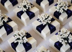Items similar to Customized Wedding Favors, Navy Blue Weddings, White Weddings, Bridal Shower Favors, Royal Weddings on Etsy Homemade Wedding Favors, Unique Wedding Favors, Wedding Party Favors, Wedding Decorations, Wedding Gift Boxes, Wedding Gifts For Guests, Wedding Candy, Wedding Favours Navy Blue, White Weddings