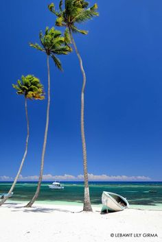 Postcards from Saona Island, Dominican Republic