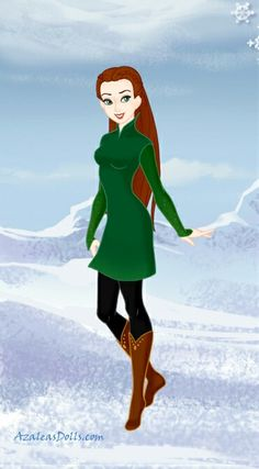 Tauriel from the Hobbit Trilogy