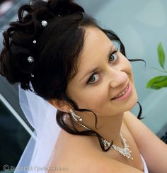 Пермская красивая невеста. Фотограф на свадьбу в Перми Виталий Гребенников.