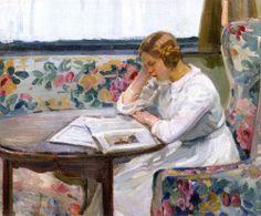 The Chintz Sofa, Helen Galloway McNicoll