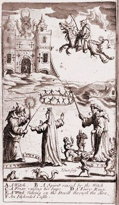 """Malleus Maleficarum: Diagram of Witchery. Thats what Pope and catholic Chuch teached  us to be true for ages. The Pope in Rome, who is """"infallible"""" (a dogma of the Catholic Church that states that, in virtue of the promise of Jesus to Peter, the Pope is preserved from the possibility of error)."""