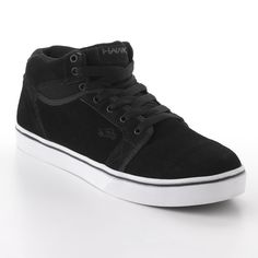 Tony Hawk shoes Athletic Sneakers Zander Skate Suede black solid mens size 7 NEW  39.99 http://www.ebay.com/itm/Tony-Hawk-shoes-Athletic-Sneakers-Zander-Skate-Suede-black-solid-mens-size-7-NEW-/231473654071?
