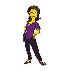 Les personnages de Breaking Bad version Simpsons.