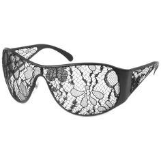 Lace SUN Glasses