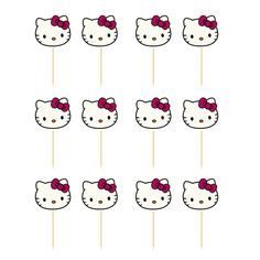 11 best cartoon character cupcake icing toppers picks images rh pinterest com