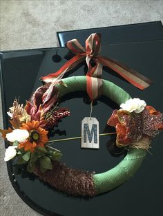 Fall inspired Wreaths
