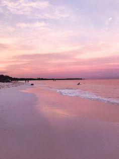 Pink sunset on xpu-ha beach beach aesthetic, summer aesthetic, pink aesthetic, Aesthetic Roses, Beach Aesthetic, Aesthetic Colors, Aesthetic Pictures, Summer Aesthetic, Riviera Maya, Wallpaper Luxury, Pink Wallpaper, Wallpaper Quotes
