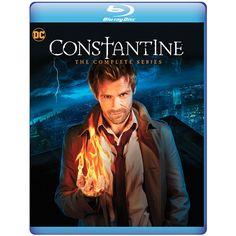 DC Comics Constantine: The Complete Series