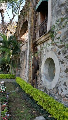 Ex-hacienda de San Antonio del Puente. Xochitepec, Morelos.