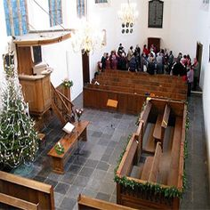 Eglise Wallonne Delft