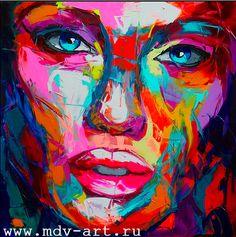 Creative portret