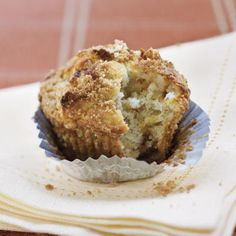 Cinnamon Streusel Muffins - Muffins and Breads Recipes - Southern Living