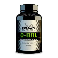 Brawn Nutrition - O-Bol (Ostabol/Ostarine), 90 Kapseln