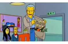 The Complete History Of Art References In The Simpsons | Complex