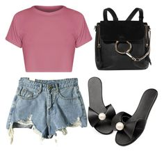 """""""Untitled #17"""" by kadi645 on Polyvore featuring Chloé"""