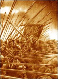 The Elder Scrolls, Military Art, Military History, Warhammer Fantasy Roleplay, Ruined City, Fantasy Battle, Landsknecht, Warhammer Art, Larp