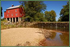 Alvin C York Gristmill in Pall Mall, TN