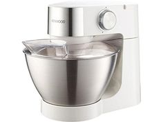 The Kenwood Prospero white is a powerful but compact kitchen machine designed for the smaller kitchen Kitchen Machine, Kitchen Mixer, Kitchen Appliances, Kenwood Food Processor, Food Processor Recipes, Kenwood Prospero, Glass Blender, Best Stand Mixer, Kitchens