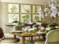 Gladiolus Undulatus Redoute Flower Botanical Home Decor